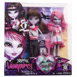 Кукла Mystixx Vampires Talin с одеждой День и Ночь