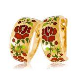 Серьги «Розы»