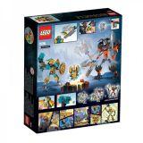 Лего Bionicle Создатель Масок против Стального Черепа