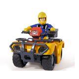 Пожарный Сэм, Квадроцикл со светом + фигурка