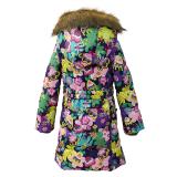 Пальто для девочки YACARANDA