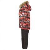 Комплект (куртка +полукомбинезон) для мальчика WINTER