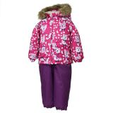 Комплект (куртка +полукомбинезон) для девочки AVERY