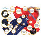 IVAR Комплект зимний пуховый (куртка+полукомбинезон)