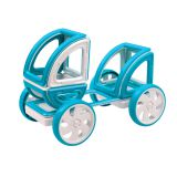 Магнитный конструктор Magformers My First Buggy set, синий