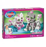 Bloco-Build-a-Friend-Cat&Kitten Котята