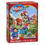 Конструктор Блоко Динозавры: «Микрораптор»