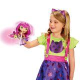 Little Charmers 71714-haz Кукла Hazel 20 см с метлой (свет и звук)