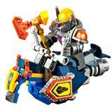 Lego Nexo Knights Логово Джестро 70323