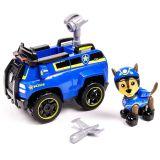 Игровой набор Paw Patrol 16601 Щенячий патруль Машинка спасателя и щенок