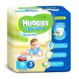 Трусики-подгузники Huggies 3 для мальчиков, 7-11кг, 19шт.