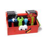 Boley 31701 Болей Игровой набор инструментов из 14 шт в коробке