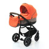 Коляска 3 в 1 NOORDI Sole Sport Orange Red 862
