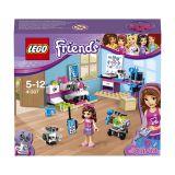 Lego Friends 41307 Творческая лаборатория Оливии