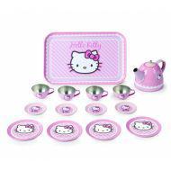 Набор посудки металлический, Hello Kitty
