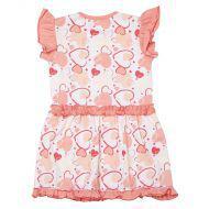 Комплект: платье, панама