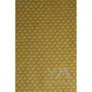 Слинг с кольцами из шарфовой ткани Golden Beryl (лимонный, коричневый)