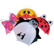 Зонтик детский, с животными(утенок)