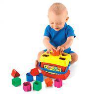 Набор 7167K Развивающие кубики