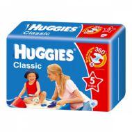 Хаггис подгузники Классик Эконом 5 L (11-25 кг) 21 шт.
