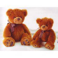 AURORA Игрушка мягкая Медведь тёмно-коричневый 70 см