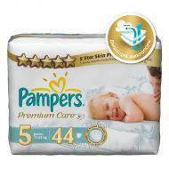 Подгузники Pampers Premium Care 11-25 кг (5 размер, junior), 44 шт. (экономичная упаковка)
