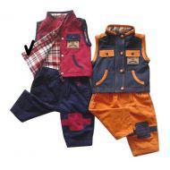 Костюм детский (жилет+брюки)