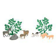 Набор домашних животных из серии