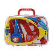 Набор доктора в пластиковом чемодане