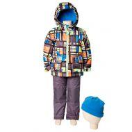 Костюм (куртка, брюки, шапка) для мальчика