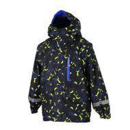 Huppa, Куртка демисезонная Scout 5 в 1 (черный)