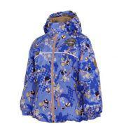 Huppa, Куртка демисезонная Andra (синий принт)