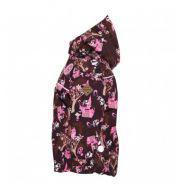 Huppa, Куртка демисезонная Andra (розовый принт)
