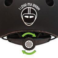 Шлем Nutcase Street Helmet Varsity Stripe-S