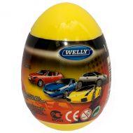 Модель машины 1:60 Welly 52020E Велли Яйцо-сюрприз