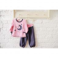 Пижама детская для девочек: кофточка и штанишки