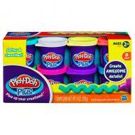 PLAY-DOH A1206 Набор из 8 банок Play-Doh PLUS
