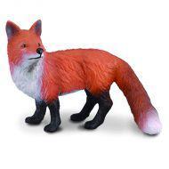 Рыжая лисица , S (7 см)