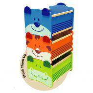 Ящик для хранения Тигр(оранжевый)