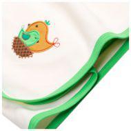 Трикотажная пеленка-покрывальце