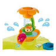 Стульчик для ванной,зеленый