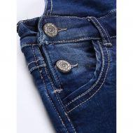 Полукомбинезон джинсовый для девочек