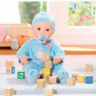 Zapf Creation Baby Annabell 794-654 Аннабель Кукла-мальчик многофункциональная, 46 см.
