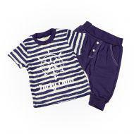Комплект детский: футболка и брюки