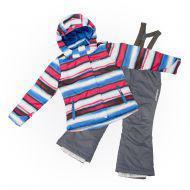 Зимний комплект (куртка+брюки) для девочки