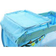 Манеж Asalvo Travel Cot Mix Plus Balloons 11300