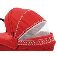 Коляска 3 в 1 NOORDI ARCTIC SPORT, цвет красный 618