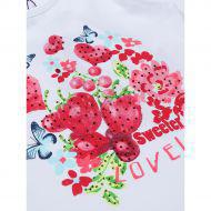 Комплект: футболка+шорты