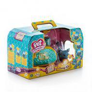 Игрушка Pet Club Parade Фигурка кошечки в комплекте с переноской и аксессуарами