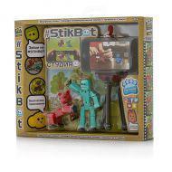 Игрушка Stikbot студия с питомцем